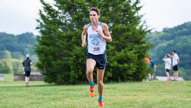 Siegel's Canaan Anderson was first at the prestigious A.F. Bridges meet over the weekend.