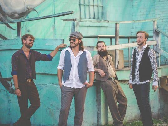 Gasoline Gypsies band