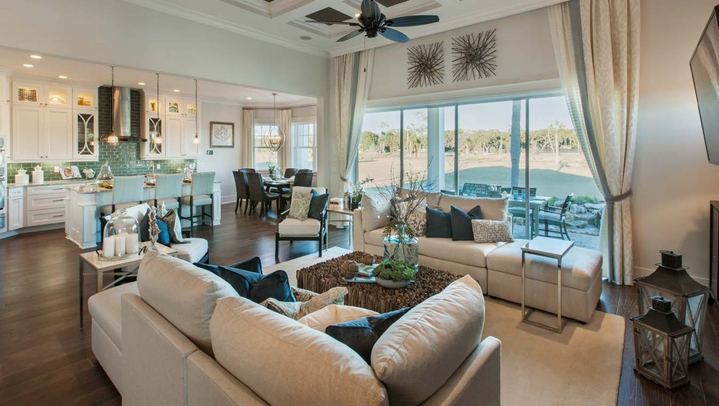 Azure At Hacienda Lakes Offers Popular San Giorgio Design