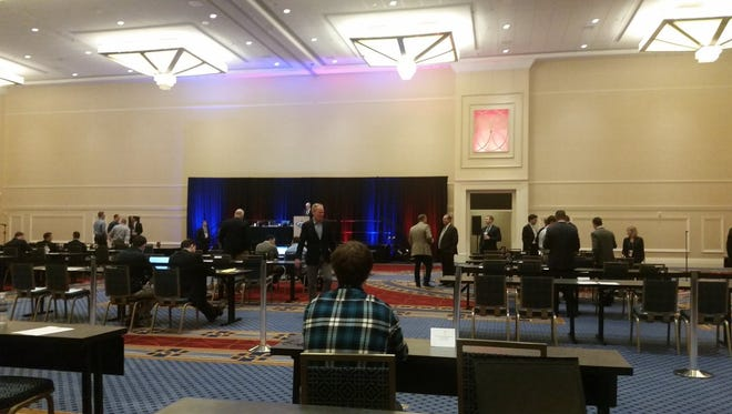 Major League Baseball's Rule 5 Draft taking place Thursday in the Gaylord National Resort and Convention Center in Maryland.