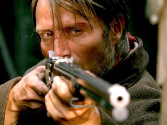 Mads Mikkelsen plays Jon, a Danish immigrant in the