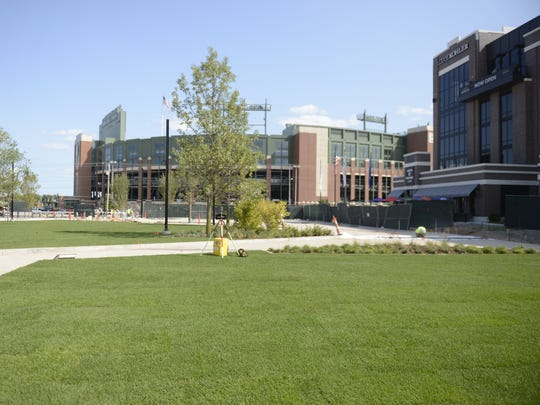 A new book takes readers landmark-by-landmark along the Packers heritage Trail
