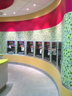 Menchie's frozen yogurt opens this week in Altoona.