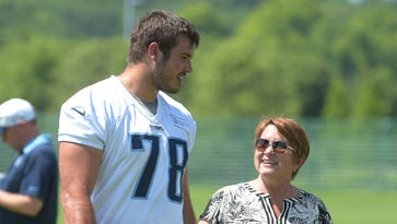 Titans rookie Jack Conklin named NFL All-Pro