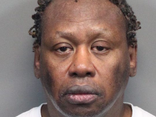 A file photo showing a mug shot of Zollie Dumas, who was convicted of murder for stabbing his girlfriend at a Reno motel in 2014.