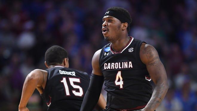 South Carolina men's basketball coach Frank Martin on Monday announced that Rakym Felder will no longer be a part of the Gamecocks program.