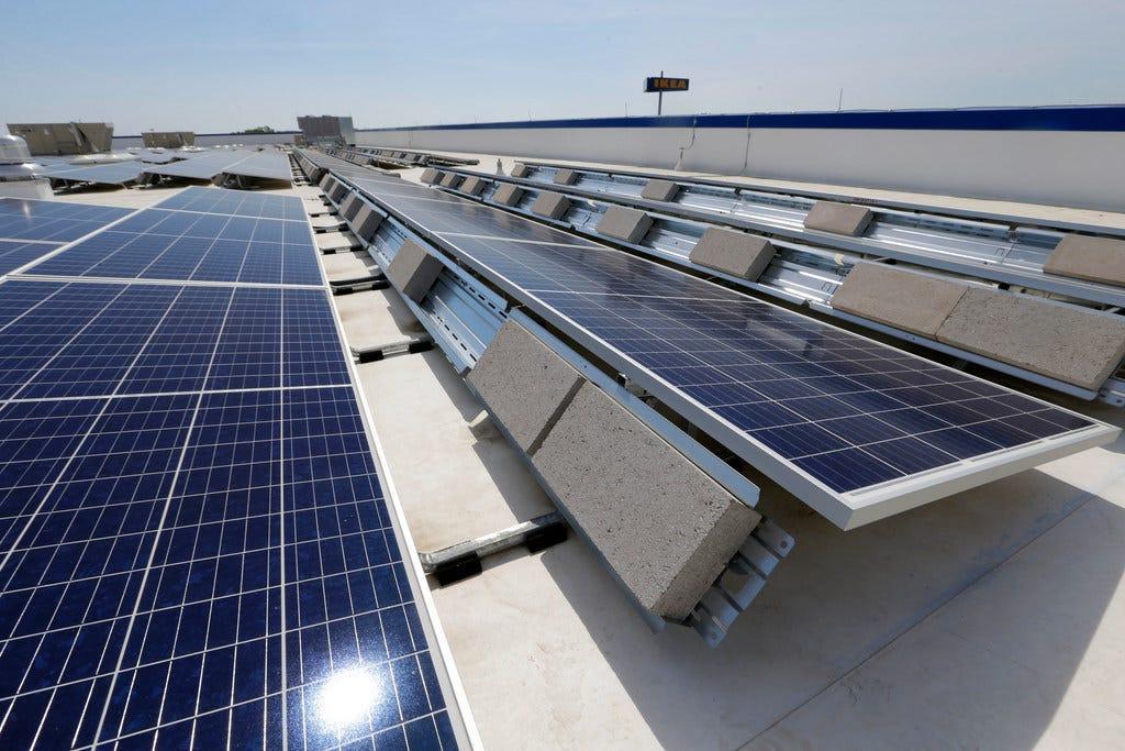 Solar power shop near me