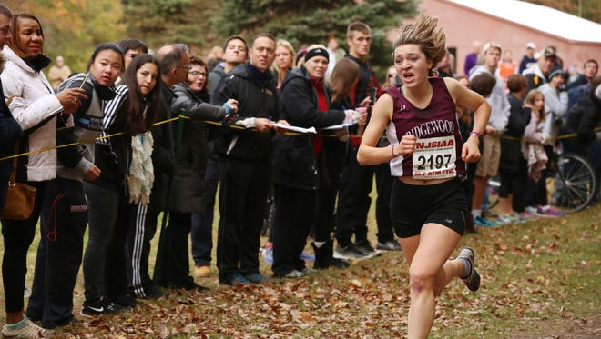 Ridgewood's Olympia Martin is expected to be a contender this weekend at the cross-country state Meet of Champions.