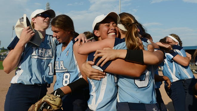 Immaculate Heart Academy, the reigning Bergen County champion and two-time Non-Public A defending champion, will start the season as the No. 1 team in The Record's Top 25.