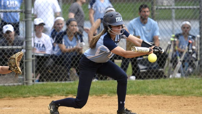 Reagan Jones and IHA are back on top of The Record's Top 25 rankings.