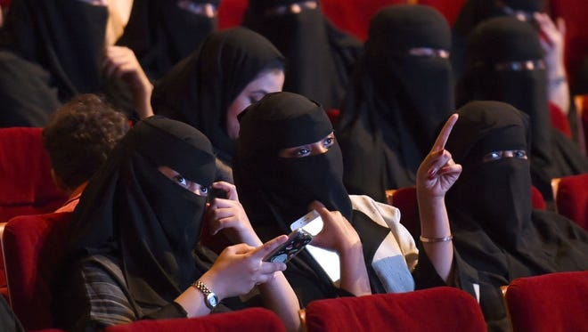 Saudi Arabia on Monday announced a lifting of the kingdom's decades-long ban on cinemas.