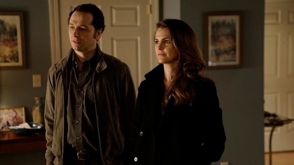 """The Americans"" with Matthew Rhys and Keri Russell"