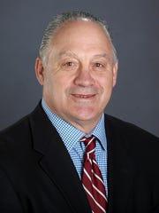 Joe Pannunzio will coach running backs this season