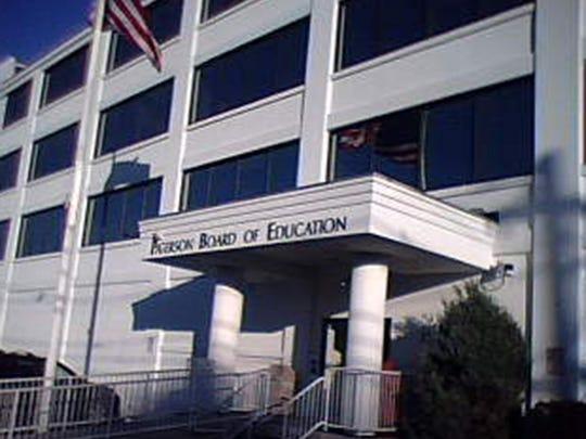 Paterson School Board headquarters.