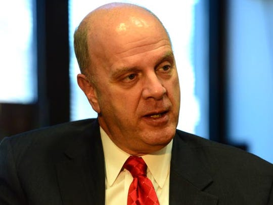 Former Bergen County Prosecutor John Molinelli