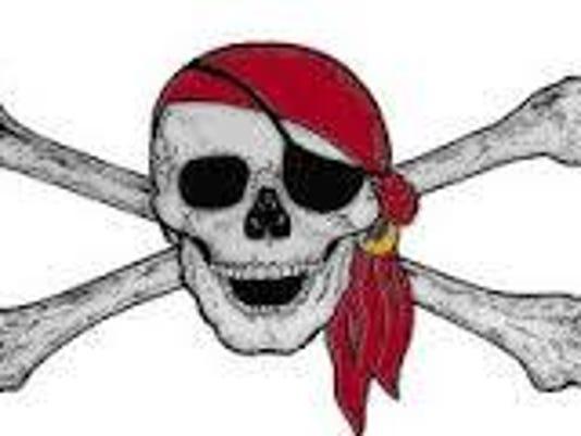 Port Charlotte Pirates logo