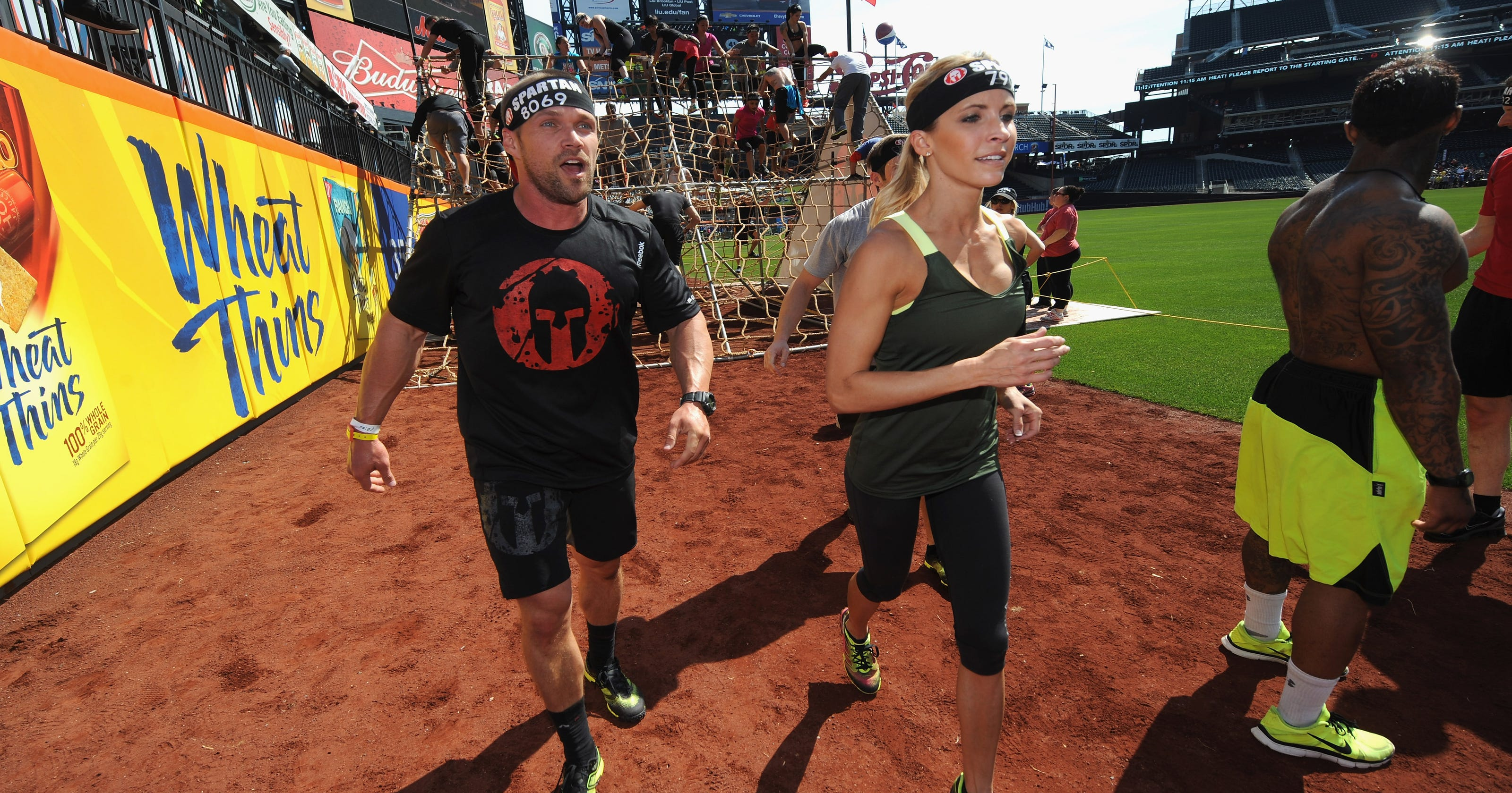 NBC casts for  Spartan Race  competition a96b42ffb