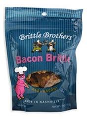 Brittle Brothers mixes savory and sweet with bacon