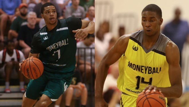 Michigan State's Miles Bridges and Jaren Jackson Jr. were named a top duo for the college basketball season by ESPN.com's Myron Medcalf.