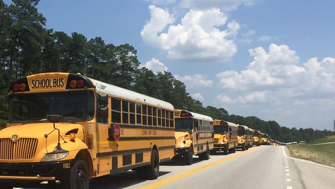 The Columbia County Board of Education announced its revised return-to-school plan on Tuesday. The plan features different start dates for distant-learning students and those opting for in-person instruction.