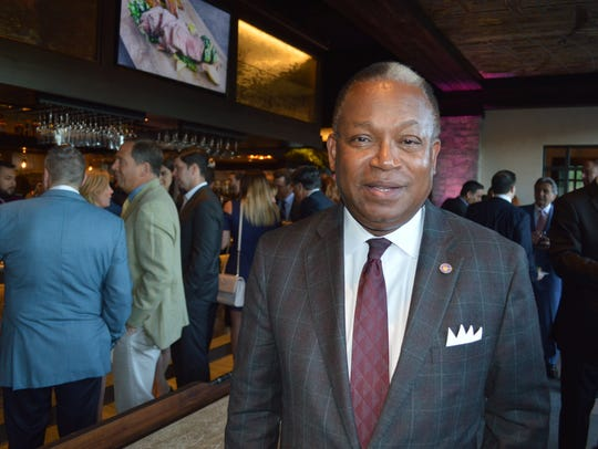 Reggie LaFayette,who chairs the Westchester County