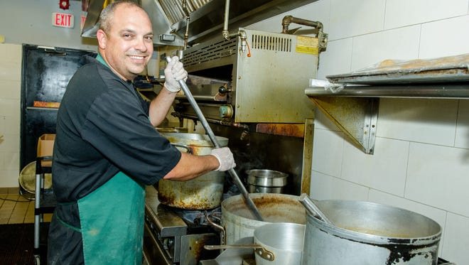 Chef Tommy Williams has been with the McCarthy family and McCarthy's Pub since he was 16 years old
