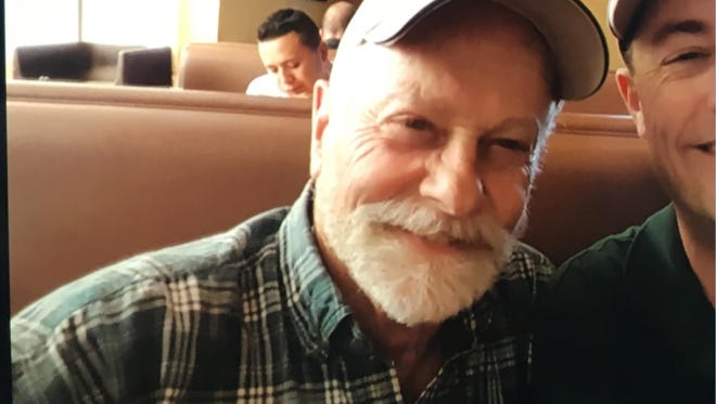 Sanford David Rice, of Blachly Oregon, has been missing in the Marion Lake area since last Friday.