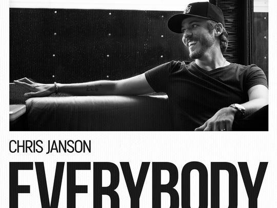 "Chris Janson ""Everybody"""