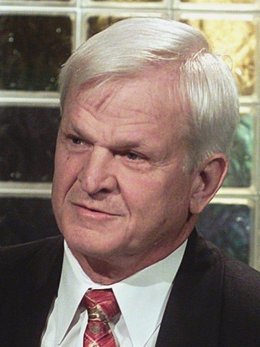 Former state Supreme Court Justice Chuck McRae