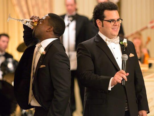'Wedding Ringer': Toast