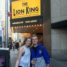 Orpheum students perform on Broadway, win scholarship money