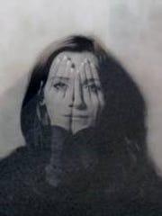 """Amanda Sutton, a junior at Horseheads High School, made the photograph called """"See Through."""""""