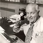 Green Bay Packers historian Lee Remmel