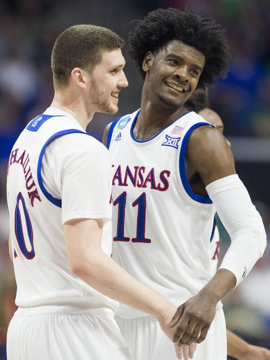 NCAA Tournament: UC Davis vs. Kansas