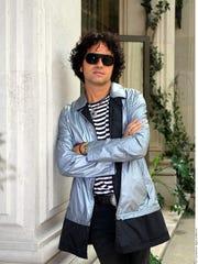 Cirilo, cantante de rock.