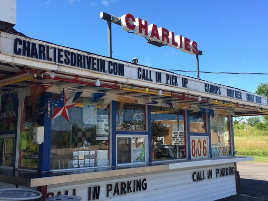 Charlie's Drive-In celebrates its 50th anniversary
