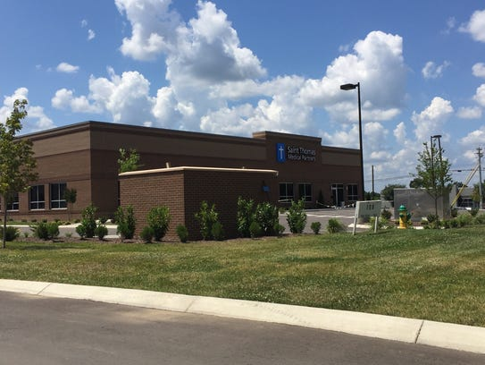 Saint Thomas Health plans to open later this year in