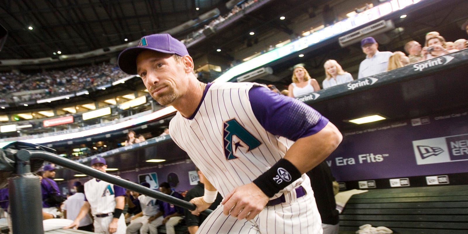 New Arizona Diamondbacks uniforms are an improvement, but there's no purple and teal set