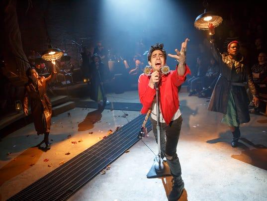 HadestownNew York Theatre Workshop