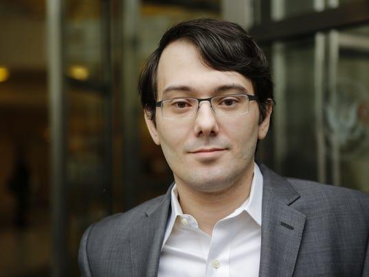 Ex-pharma CEO Martin Shkreli defends EpiPen price increase