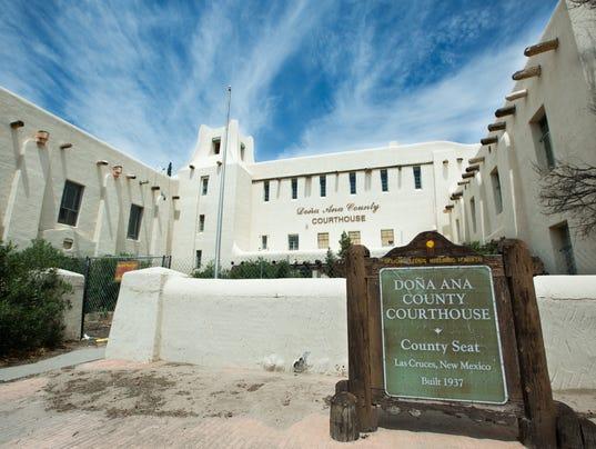 080916 Dona Ana County Courthouse 2