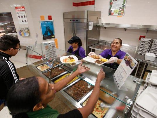 Peekskill School District Free Food