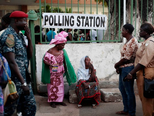 Gambia elected a new president, but old one won't step down