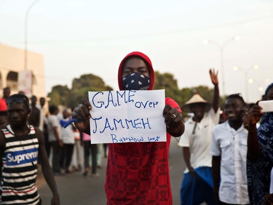 AP GAMBIA CRISIS I GMB