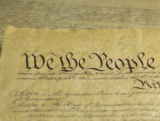 """is the constitution still relevant """"freedom is never more than one generation away from extinction we didn't pass it on to our children in the bloodstream it must be fought for, protected, and."""