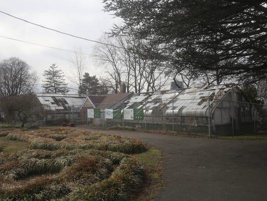 Hudson Park Greenhouse