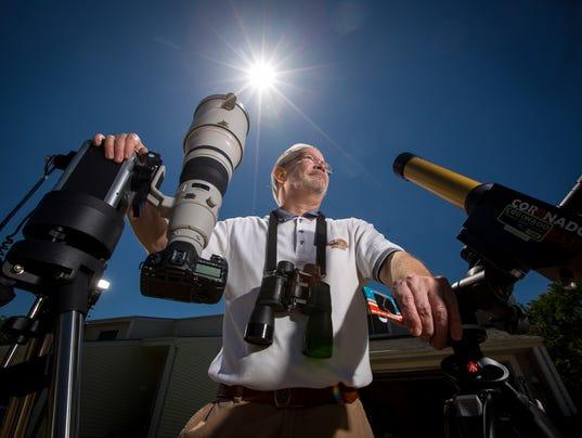 Larry Stevens Eclipse Chaser