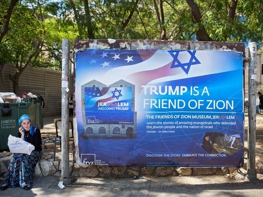 AP ISRAEL US I ISR