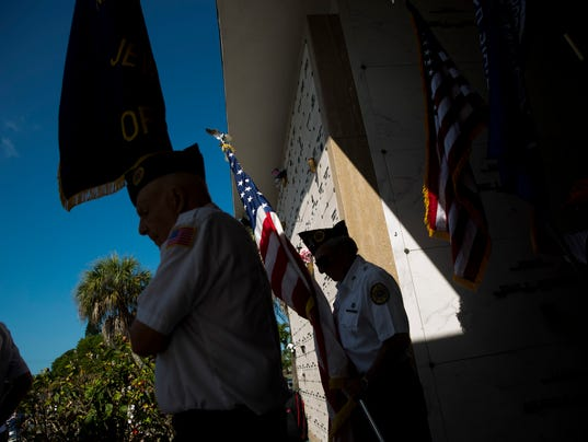 Gone Too Soon: Naples Memorial Day Ceremony Remembers, Honors
