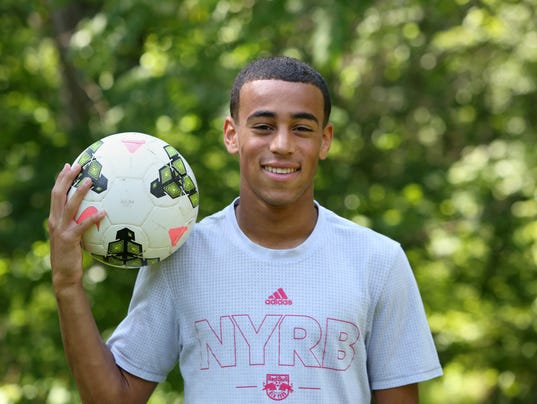 New York Red Bulls Tyler Adams